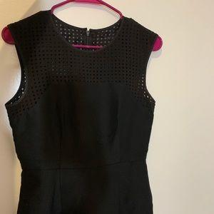 J. Crew Dresses - Black Formal Flare Dress